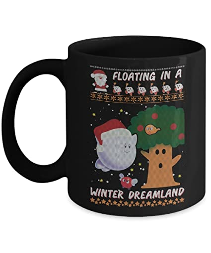Amazon Com Candlefire Floating In A Winter Dreamland Funny Black