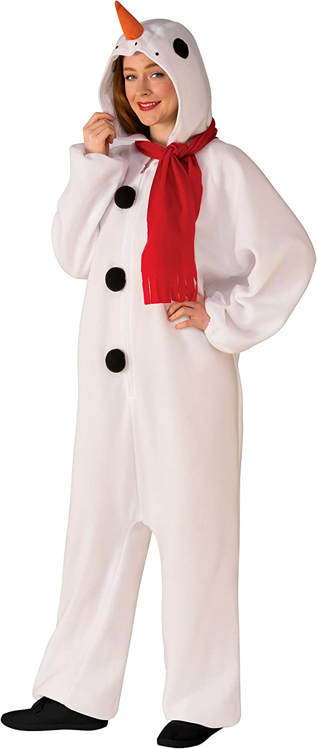 Amazon.com: Rubie 's Costume Co Adult muñeco de nieve ...