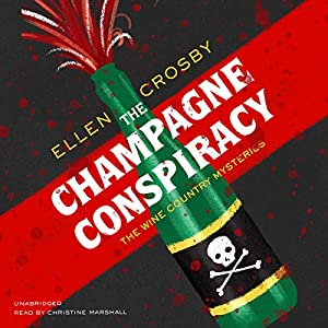 The Champagne Conspiracy Audiobook