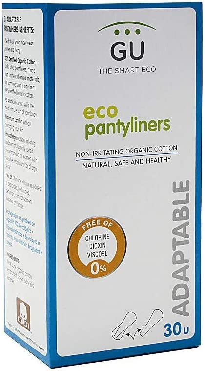 Protegeslips Adaptables - Braguitas y tanga - 100% algodón ...