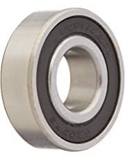 Amico 17 x 40 x 12mm 6203-2RS Double Side Sealed Ball Bearing