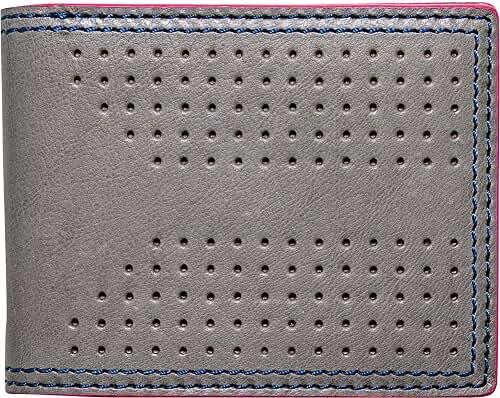 J.Fold Airwave Slimfold Wallet (Gray)