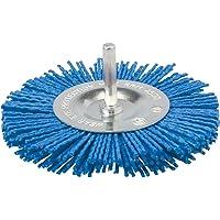 Silverline 218021 - Cepillo circular abrasivo con filamentos