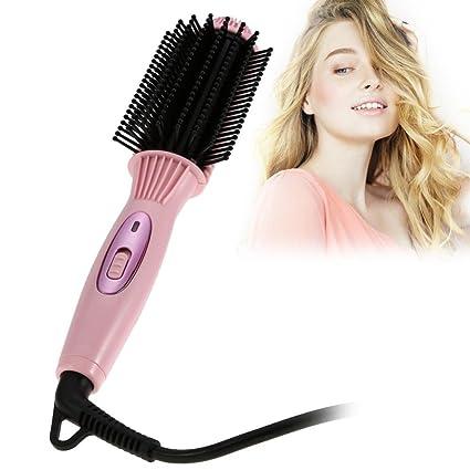 Cepillo rotativo de aire caliente 2 en 1, Cepillo automático del secador de pelo Eficiente