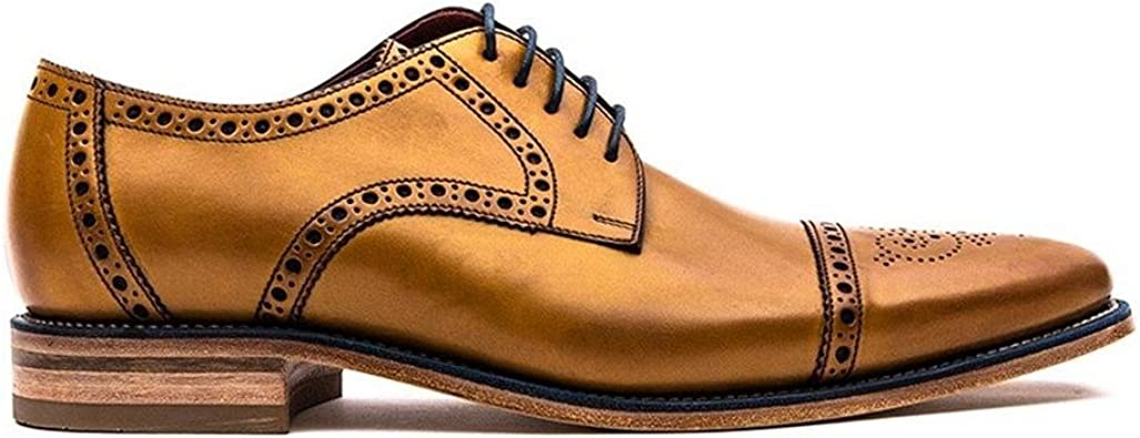 Loake Fearnley Mens Formelle Lacets Chau