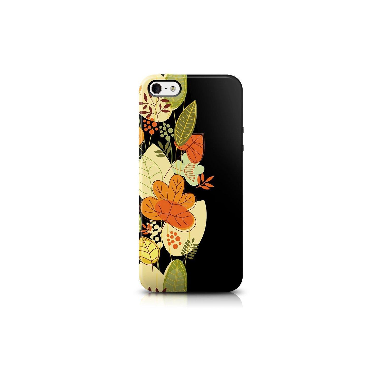 iPhone 5 / 5s用Snekz Black Fallハードグロスケース   B00AYXPLKW