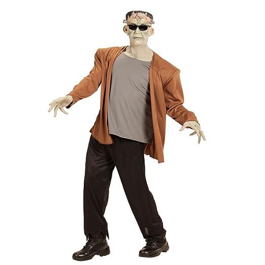 NET TOYS Traje Frankenstein Careta de Halloween Monstruo XL ...