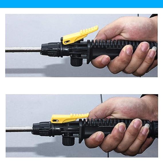 Autoservicio de Lavado de Coches 8L Manual de Lavado portátil de ...