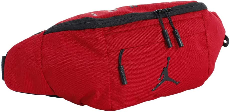Jordan Air Crossbody Bag (One Size, Gym Red)