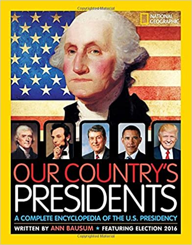OUR COUNTRY'S PRESIDENTS=