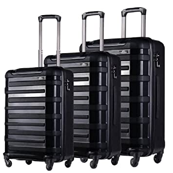 SPECIAL OFFER=Large Hard Shell 4 Wheels Spinner Abs Trolley Case Suitcase=29inch