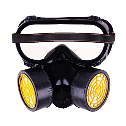 maschera antipolvere respiratore