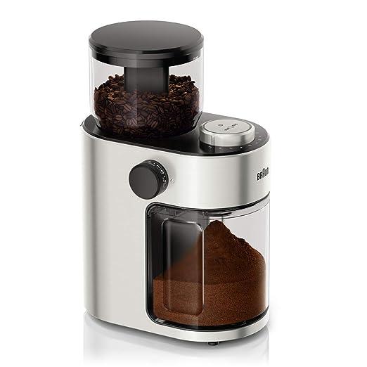 Braun KG 7070 Molinillo Acero inoxidable 110 W - Molinillo de café ...