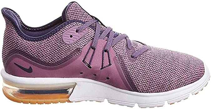 NIKE Wmns Air MAX Sequent 3, Zapatillas de Running para Mujer ...