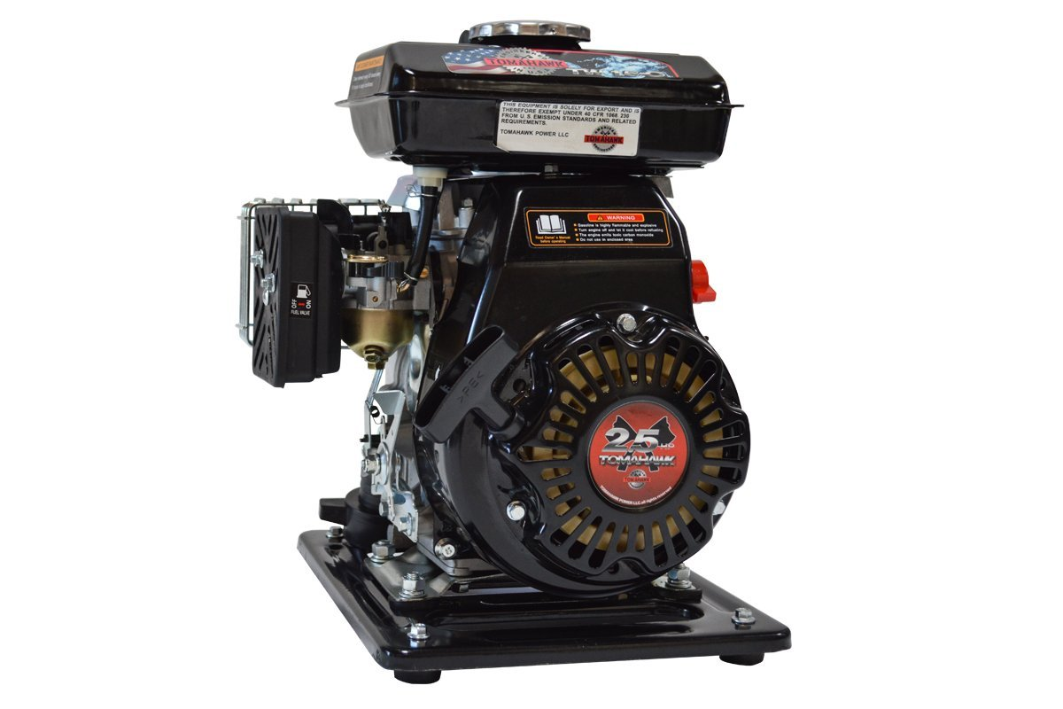 Tomahawk Power TW1.5 Gas 1.5'' Water Pump by Tomahawk Power (Image #1)