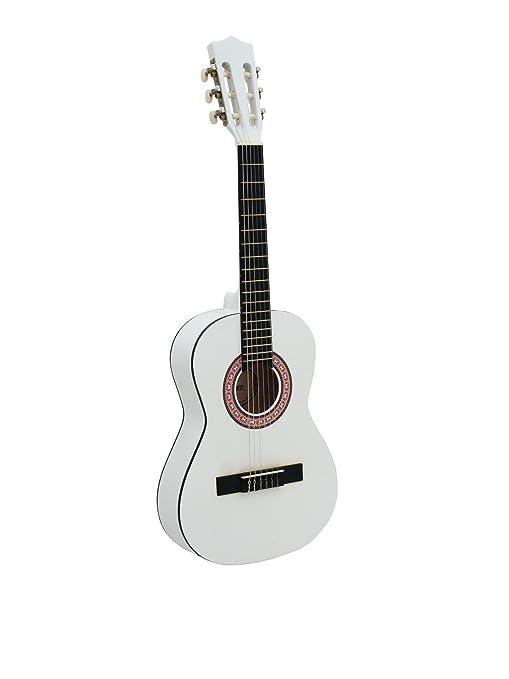 Set 2 x Guitarra de concierto FIDEL con bolsa para llevar, 1/2,
