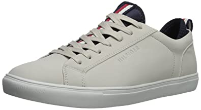 wholesale dealer adab9 82899 Tommy Hilfiger Men s MCNEIL Shoe, light grey, 10 Medium US