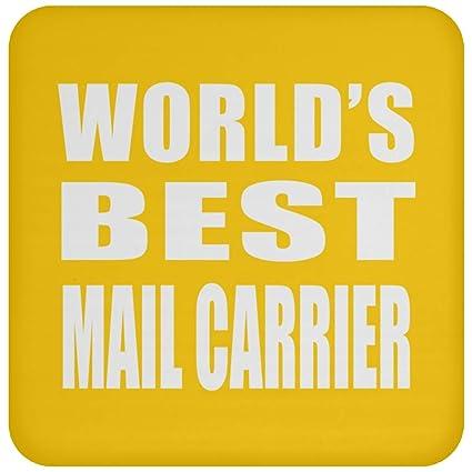 Designsify Worlds Best Mail Carrier