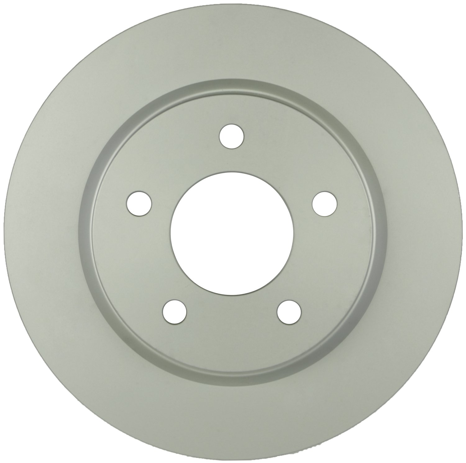 Bosch 34010900 QuietCast Premium Disc Brake Rotor, Rear
