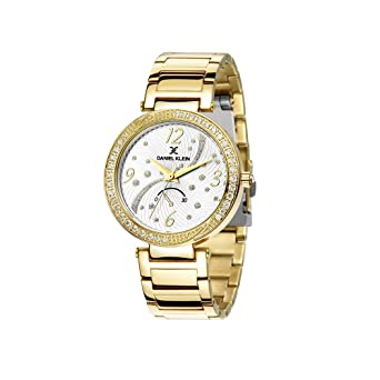 f0709f4cd Daniel Klein Analog Casual Watch For Women, DK11049-1: Amazon.ae