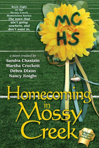 Homecoming In Mossy Creek (The Mossy Creek Series)
