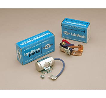 Standard Motor Products Blue Streak Point and Condenser Set