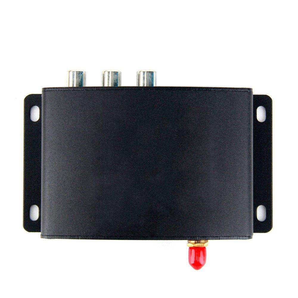 SYGAV Car TV Tuner ATSC Digital TV Receiver Box with Antenna for US CA MEX