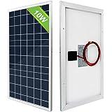 Panel solar ecológico (10 W, 12 V, 10 W, cargador de batería)