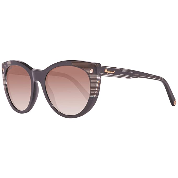 Dsquared Mujer Dsquared2 Sonnenbrille DQ0180 01F 55 Gafas de ...