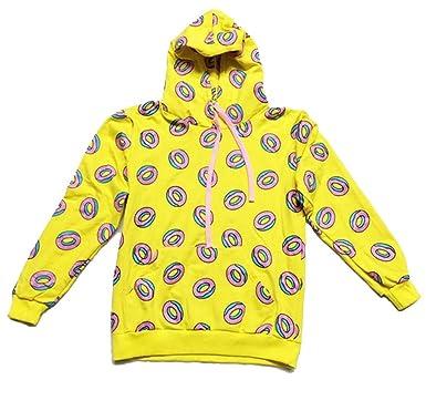 bc8663a59874 GOT7 Mark Cap Hoodie Cute Donut Unisex Sweatershirt at Amazon ...