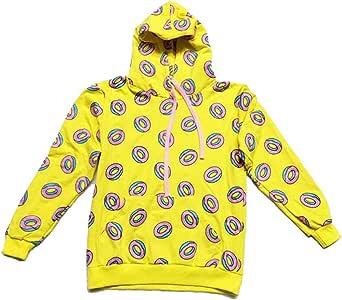 GOT7 Mark Cap Hoodie Cute Donut Unisex Sweatershirt
