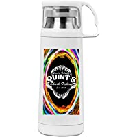 Fishing Voyage Classic Vacuum Insulated Wide Mouth Thermos, Bpa-Free Stainless Steel Thermos Bottle