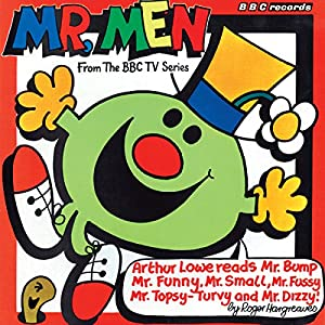Mr Men Hörbuch