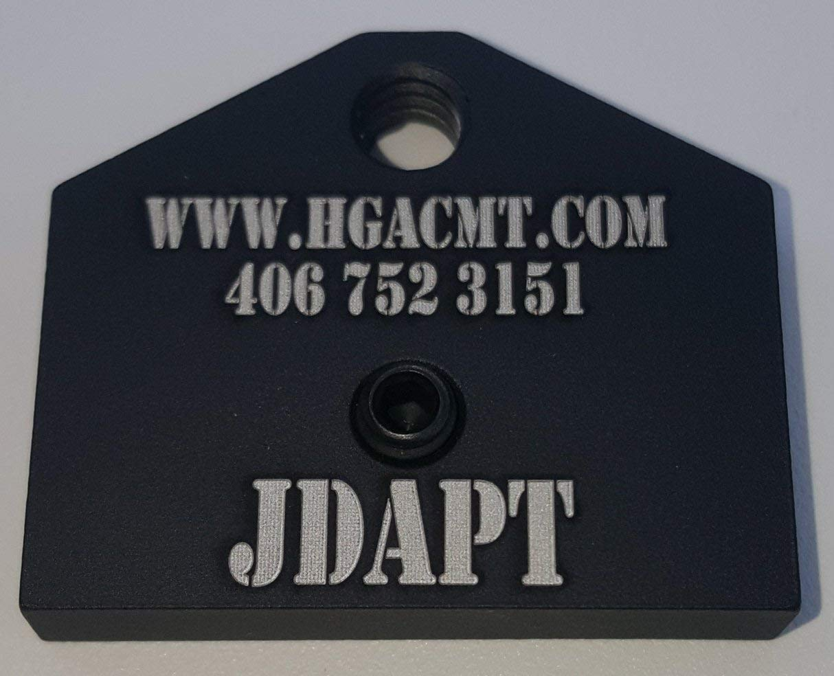 HGAC JDAPT J-Arm Adapter for FLIR (Formerly Armasight) Optical Devices by HGAC