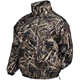 Frogg Toggs Pro Action Camo Rain Jacket, Size: 2XL, Gender: Mens/Unisex, Primary Color: Brown, Distinct Name: Realtree Max 5 PA63102-562XL