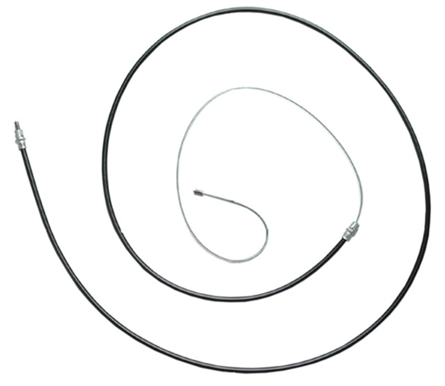 ACDelco 18P239 Professional Front Parking Brake Cable Assembly