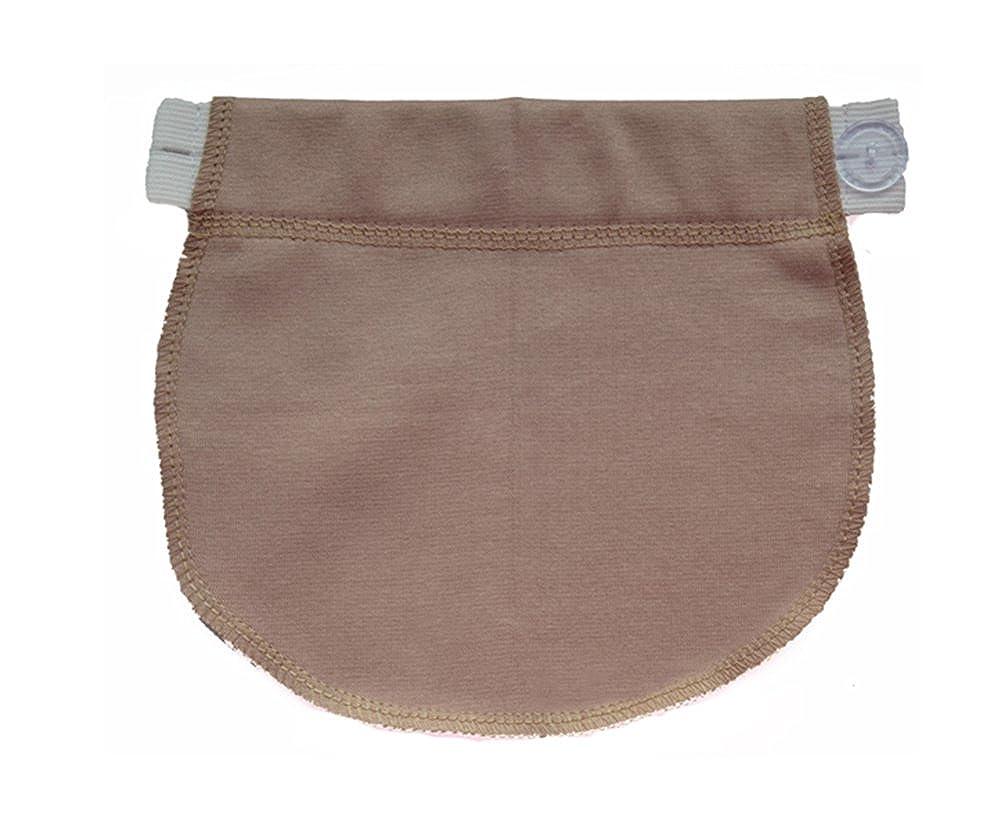 Maternidad Embarazo banda de cintura AJUSTABLE extensor elástico de cintura (Armada): Amazon.es: Ropa y accesorios