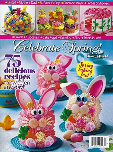 World Spring - Women's World Celebrate Spring March/April 2018 FREE SHIPPING