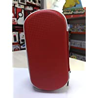 PS Vita Taşıma Çantası Kırmızı Karbon