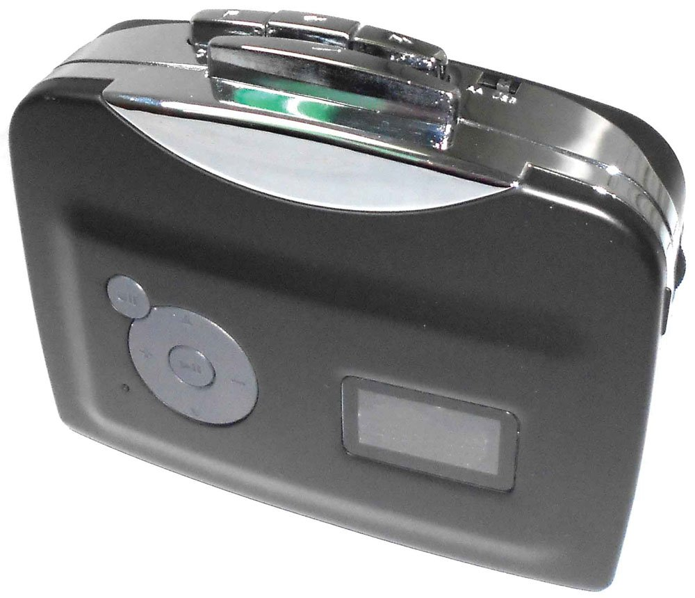 HBPortable Tape to MP3 Converter