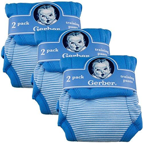 Gerber Potty Training Pants Blue - Potty Training Gerber Pants