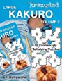 Krazydad Large Kakuro Volume 2: 99 Enormously Satisfying Puzzles
