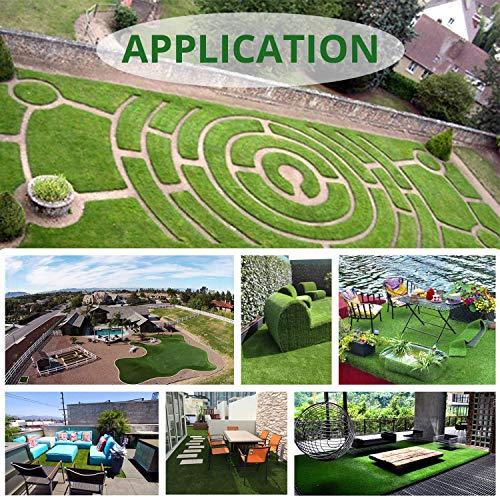 Zen Garden Pzg Premium Artificial Grass Patch W Drainage
