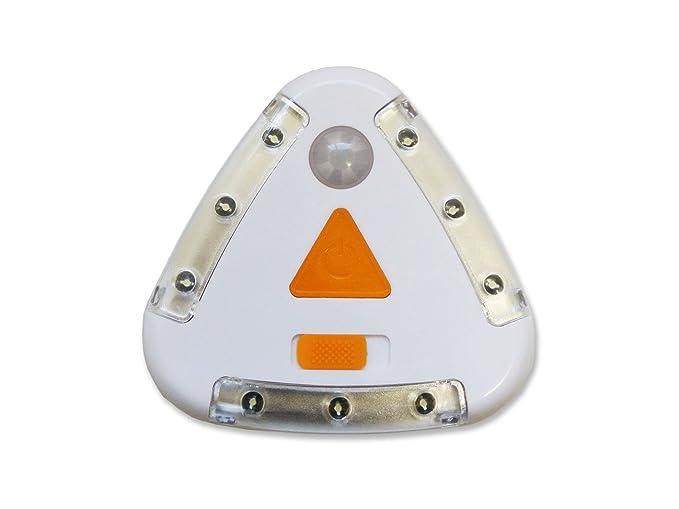 Luz LED con sensor de movimiento – 9 Ledes – rohs ...