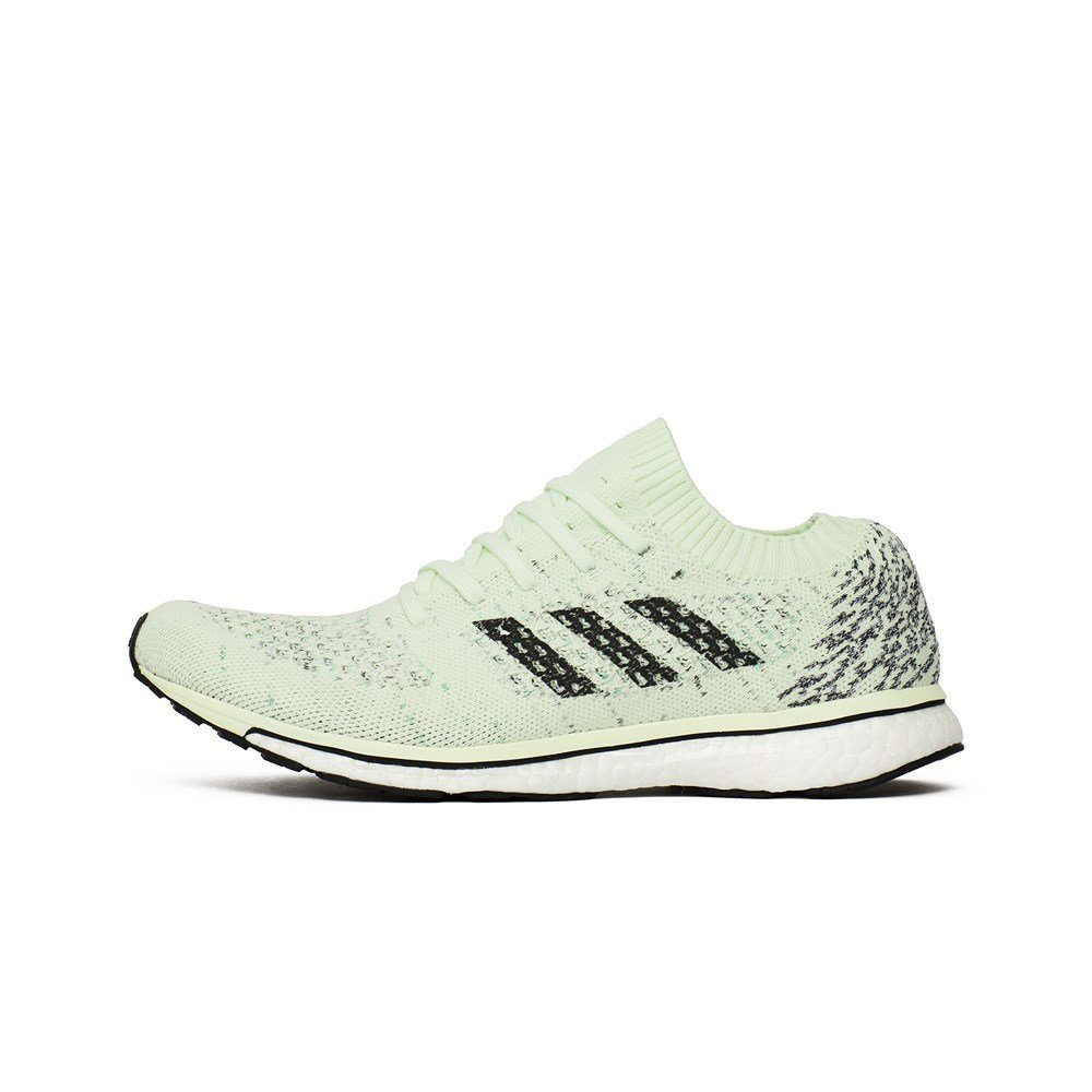 Adidas - Adizero Prime Ltd - CP8921 - El Color Verde-Blanco - ES-Rozmiar: 45.3 45 1/3 EU|Blanco-verdes