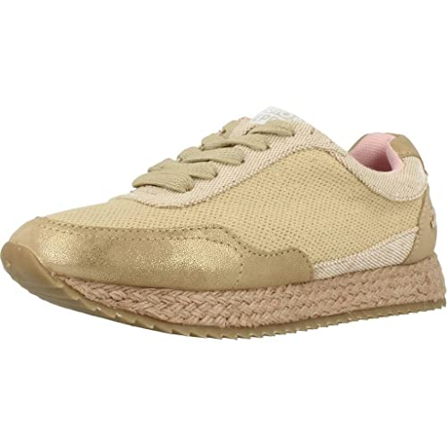 Zapatillas para niña, Color Gold, Marca GIOSEPPO, Modelo Zapatillas para Niña GIOSEPPO MOLDAVIA Gold: Amazon.es: Zapatos y complementos