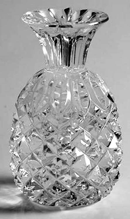 Waterford Crystal Collectible Hospitality Pineapple Sculpture