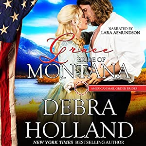 Grace: Bride of Montana Audiobook