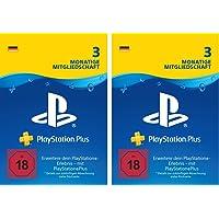 PlayStation Plus Mitgliedschaft | 6 Monate | deutsches Konto | PS4 Download Code