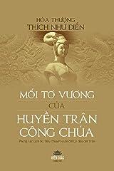 Mối tơ vương của Huyền Trân Công Chúa (Vietnamese Edition) Paperback